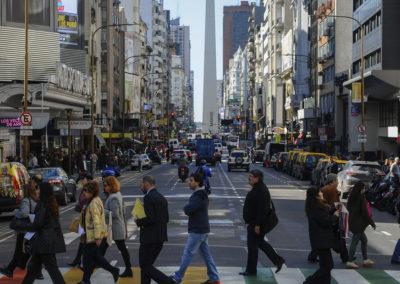 Sendas de la diversidad y argentinas