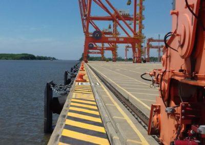 Muelles y puertos